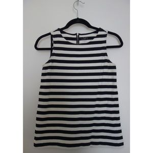 Ann Taylor Loft Striped Top
